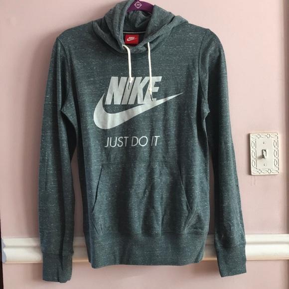 9c79e44cf839 Nike Gym Vintage Pullover Hoodie